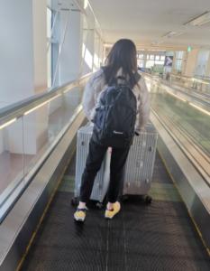 谷花音アメリカ留学