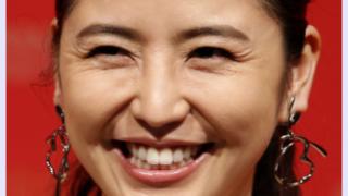 2015年「釜山国際映画祭」の長澤まさみ